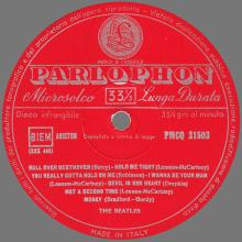 THE BEATLES DISCOGRAPHY ITALY 1964 02 04 ⁄ 1964 I FAVOLOSI BEATLES - PMCQ 31503 - pic 1