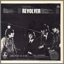 THE BEATLES DISCOGRAPHY NORWAY 1966 08 05 REVOLVER - PCS 7009 - pic 1