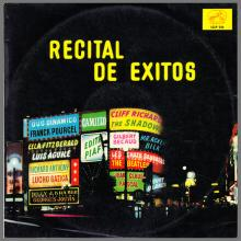 THE BEATLES DISCOGRAPHY SPAIN 1963 07 10 RECITAL DE EXITOS - LA VOZ DE SU AMO (HMV) - LCLP 226 - pic 1