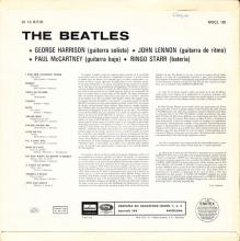 THE BEATLES DISCOGRAPHY SPAIN 1964 01 27 ⁄ 1965 THE BEATLES (PLEASE PLEASE ME) - MOCL 120 - pic 1