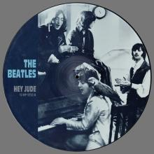 1988 10 31 HEY JUDE / REVOLUTION - 12 RP 5722 - 12 INCH PICTURE DISC - pic 1
