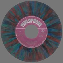 THE BEATLES MULTICOLOR GREECE - GMSP  41- PLEASE PLEASE ME ⁄ FROM ME TO YOU - pic 1