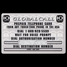 THE BEATLES PHOTO - TELEPHONE CARD - USA - pic 1