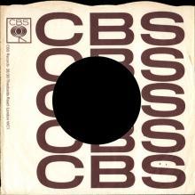 THE FOURMOST - ROSETTA ⁄ JUST LIKE BEFORE - CBS - 4041 - UK - PROMO - pic 1