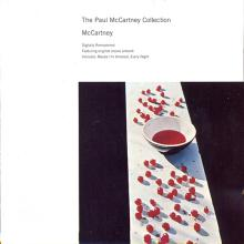 The Paul McCartney Collection 01 McCartney 0777 7 89239 2 3 hol - pic 1