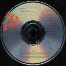 The Paul McCartney Collection 01 McCartney 0777 7 89239 2 3 hol - pic 5