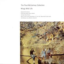The Paul McCartney Collection 03 Wings Wild Life  0777 7 89237 2 5 hol - pic 1