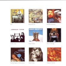 The Paul McCartney Collection 03 Wings Wild Life  0777 7 89237 2 5 hol - pic 8