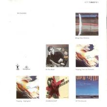 The Paul McCartney Collection 03 Wings Wild Life  0777 7 89237 2 5 hol - pic 9