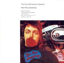 The Paul McCartney Collection 04 Red Rose Speedway 0777 7 89238 2 4 hol - pic 1