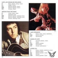 The Paul McCartney Collection 04 Red Rose Speedway 0777 7 89238 2 4 hol - pic 8
