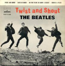 sp030  Twist And Shout / A Taste Of Honey / Do You Want To Know A Secret / There's A Place  - pic 1