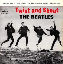 SP039,3 TWIST AND SHOUT / A TASTE OF HONEY / DO YOU WANT TO KNOW A SECRET / THERE'S A PLACE - 1 J 016-04.656 M - pic 1