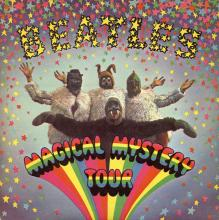 THE BEATLES FINLAND - 045 - EP - SMMT A-1 ⁄ SMMT B-1 - MAGICAL MYSTERY TOUR -1 - pic 1