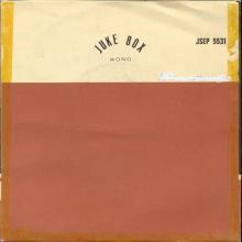 sw090  My Bonnie / The Saints // Twist It Up / Kansas City By Chubby Checker  (JSEP 5531) - pic 1