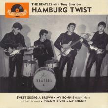 sw260  Sweet Georgie Brown / My Bonnie (Mein Herz Ist Bei Dir Nur) // Swanee River / My Bonnie    (PRE 240 003) - pic 1