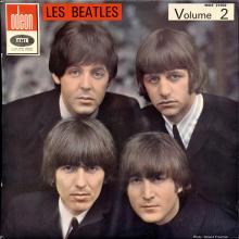 BELGIUM - FRANCE - LES BEATLES Volume 2 - MEO 21 002 - pic 1