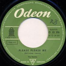 ger010 011   Love Me Do / Please Please Me - pic 1