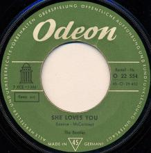 ger030  She Loves You / I'll Get You - pic 1
