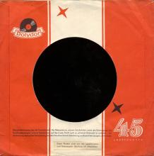 ger095  Cry For A Shadow / Why  Polydor 52 275 - pic 1