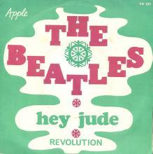 fr290 Hey Jude / Revolution  J FO 127 - pic 1