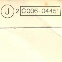 fr010 Please Please Me / Ask Me Why  J 2C 006-04451 - pic 5