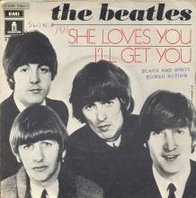 fr020 She Loves You / I'll Get You  J 2C 006-04452 - pic 1