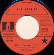 fr020 She Loves You / I'll Get You  J 2C 006-04452 - pic 3