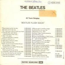 fr110 Rock And Roll Music / I'll Follow The Sun (J) (NA) 2C 006-04461 - pic 1