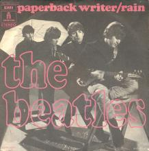 fr220 Paperback Writer / Rain J 2C 006-04472  - pic 1
