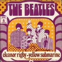 fr230 Eleanor Rigby / Yellow Submarine    (J) (NA) 2C 006(4)-04473 - pic 1