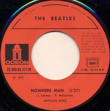 fr240 Nowhere Man / Girl   J 2C 006-04474 - pic 1
