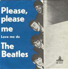 sw011  Please, Please Me / Love Me Do   (SD 5937) - pic 1