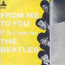 sw030  From Me To You / P.S. I Love You  (SD 5944) - pic 1