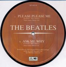 ukpd010 Please Please Me / Ask Me Why / R4983 - pic 1