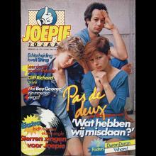 beprs1983  Happy Birthday Joepie -promo-flexi - pic 1