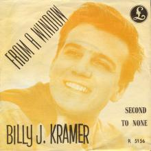 BILLY J. KRAMER WITH THE DAKOTAS - FROM A WINDOW - R 5156 - NORWAY - pic 1