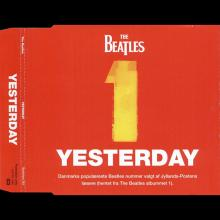 2000 Dk The Beatles 1 YESTERDAY -promo- Beatlespro 352  - pic 1
