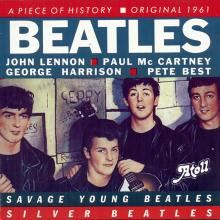 THE BEATLES DISCOGRAPHY FRANCE 1987 00 00 BEATLES A PIECE OF HISTORY...ORIGINAL 1961 - ATOLL - ATO 8617 - pic 1