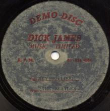 The Beatles Acetate Hey Bulldog (A-Side) / Only A Northern Song (B-Side) - pic 1