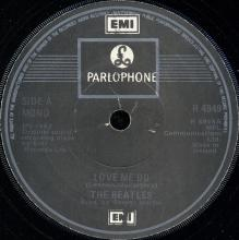 irR4949 Love Me Do / P.S.I Love You - pic 1