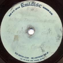 The Beatles Acetate Lady Madonna / Across The Universe (Wild Life Fund Version) - pic 1