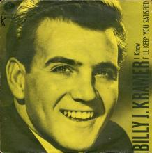 BILLY J. KRAMER WITH THE DAKOTAS - I'LL KEEP YOU SATISFIED - R 5073 - SWEDEN - pic 1