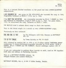 BILLY J. KRAMER WITH THE DAKOTAS - I'LL KEEP YOU SATISFIED - FR 13793 - SWEDEN - 1978 - pic 1
