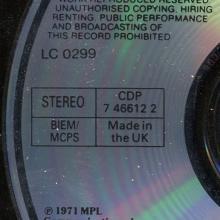 1971 05 21 RAM / CDP 7 46612 2 / UK 1987 04 27 - pic 1