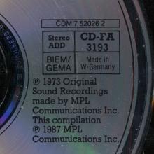 1973 05 04 RED ROSE SPEEDWAY / CDFA 3193 / CDM 7 52026 2 / 0 77775 20062 5 / GERMANY 1987 10 05 - pic 1
