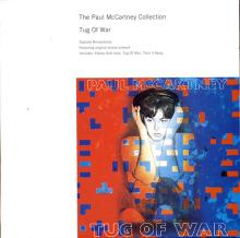 The Paul McCartney Collection 12 Tug Of War 0777 7 89266 2 7 hol - pic 1