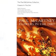 The Paul McCartney Collection 16 Flowers In The Dirt 0777 7 89138 2 5 hol - pic 1
