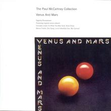 The Paul McCartney Collection 06 Venus And Mars 0777 7 89241 2 8 hol - pic 1