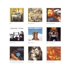 The Paul McCartney Collection 07 Wings At The Speed Of Soiund  0777 7 89140 2 0 hol - pic 1